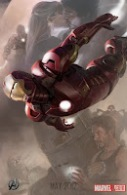 The Avengers Movie Ironman / Tony Sparks