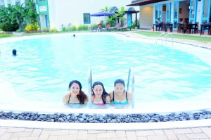 Microtel Inn & Suites Puerto Princesa, Palawan Outdoor Pool